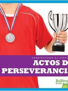Actos de perseverancia