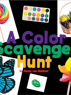 A Color Scavenger Hunt