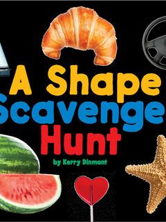 A Shape Scavenger Hunt
