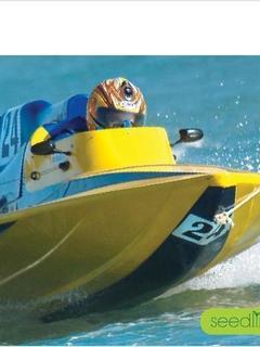 Speedboats