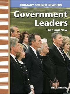 Government Leaders Then and Now