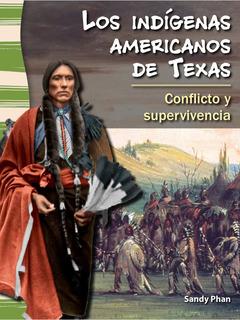 Los indigenas americanos de Texas
