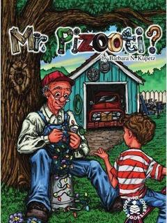 What's New with Mr. Pizooti?