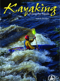 Kayaking: Riding the Rapids