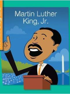 Martin Luther King, Jr. SP