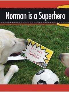 Norman is a Superhero