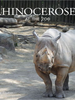 Rhinoceroses at the Zoo