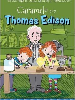 Caramelo con Thomas Edison