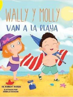 Wally y Molly van a la playa