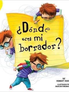 ¿Dónde está mi borrador?