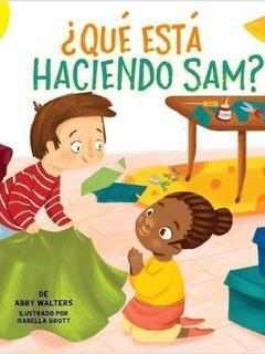 ¿Qué está haciendo Sam?