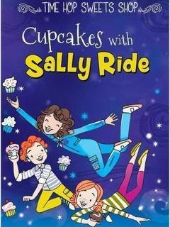 Cupcakes with Sally Ride