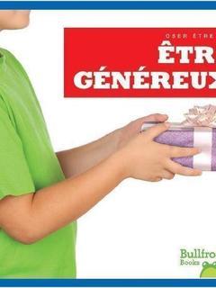 Être généreux