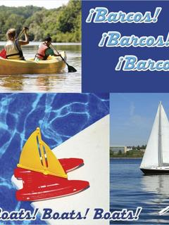 Barcos! Barcos! Barcos! /Boats! Boats! Boats!