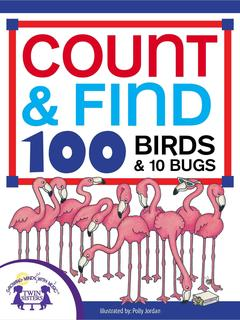 Count & Find 100 Birds and 10 Bugs