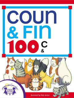 Count & Find 100 Cats and 10 Mice