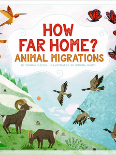 How Far Home? Animal Migrations