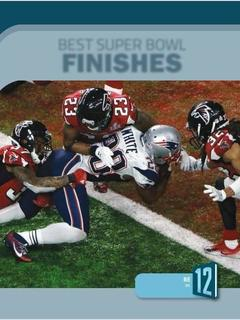 Best Super Bowl Finishes