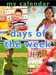 My Calendar: Days of the Week