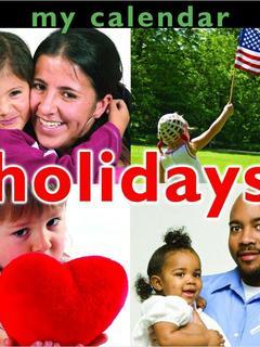 My Calendar: Holidays