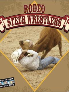 Rodeo Steer Wrestlers