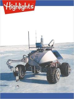Robot on the Ice and Other Real Technology Stories