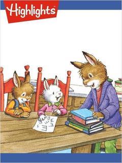 Little Bunny: Terrific Teachers