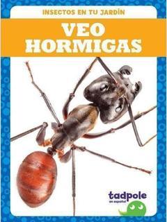 Veo hormigas