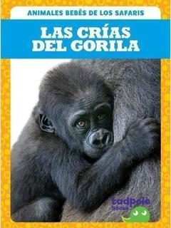 Las crías del gorila