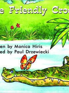 The Friendly Crocodile