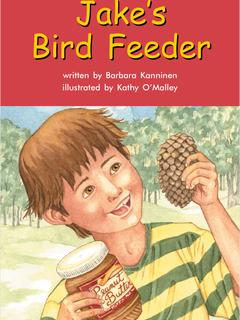 Jake's Bird Feeder