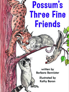 Possum's Three Fine Friends