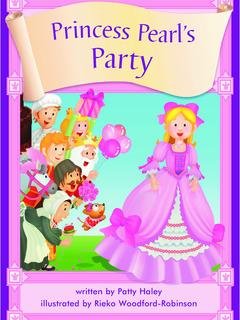 Princess Pearl's Party