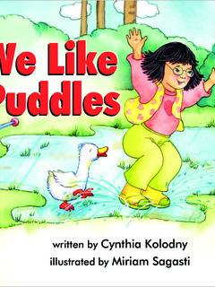 We Like Puddles