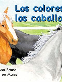 Los colores de los caballos
