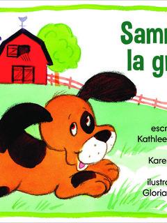Sammy en la granja