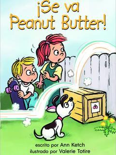 ¡Se va Peanut Butter!