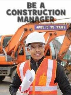 Be a Construction Manager