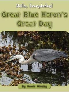 Great Blue Heron's Great Day