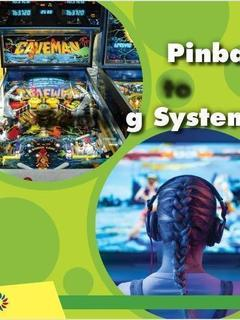 Pinball to Gaming Systems
