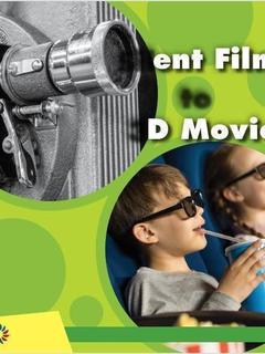 Silent Films to 3D Movies