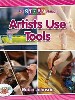Artists Use Tools