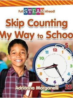 Skip Counting My Way to School