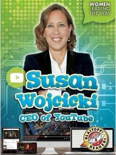 Susan Wojcicki: CEO of YouTube