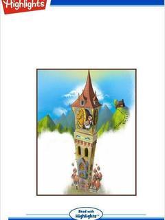The Glockentown Clock Caper