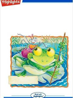 No Ordinary Frog and Other Stories