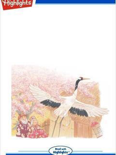 The White Crane