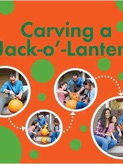 Carving a Jack-o'-Lantern