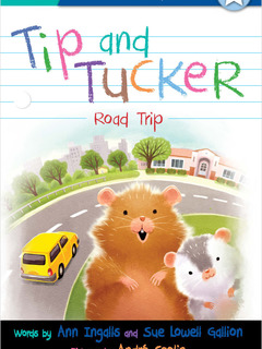 Tip and Tucker:  Road Trip