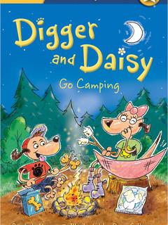 Digger and Daisy Go Camping